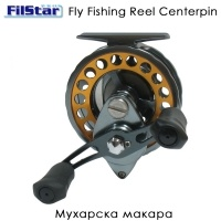 FilStar Centerpin Reel 3/4 | Fly Fishing Reel