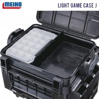 MEIHO Light Game Case J Black