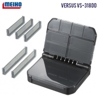 MEIHO Versus VS-318DD Smart Tackle Box