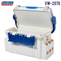 MEIHO Versus Wave VW-2070 White Multi Function Box