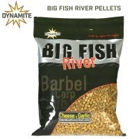 Dynamite Baits Big Fish River Pellets | Пелети