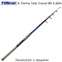 Filstar X-Treme Tele Travel-80 3.60