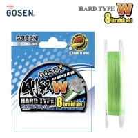 Gosen W8 Hard Type | Braided Line