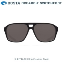 Costa OCEARCH® Switchfoot | Shiny Black | Gray 580P | SWF 11OC OGP