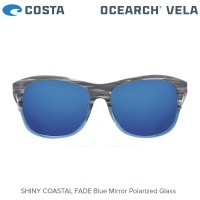 Costa OCEARCH Vela | Shiny Coastal Fade | Blue Mirror 580G | Очила