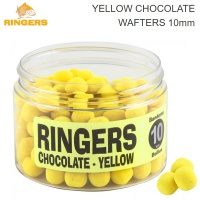 Ringers Chocolate Yellow Wafters 10mm Bandem Boilies PRNG49