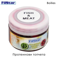 Boilies Fish and Meat