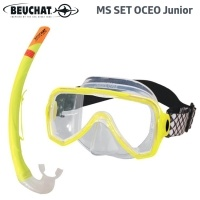 Beuchat OCEO Junior Set | Mask and Snorkel