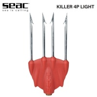 Seac Killer Red 4P Light | Връх за харпун