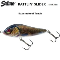 Воблер Salmo Rattlin Slider 8S | SND Supernatural Tench