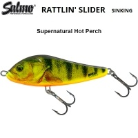 Воблер Salmo Rattlin Slider 8S | SHP Supernatural Hot Perch