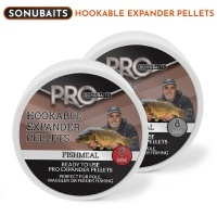 Пелети SonuBaits Pro Hookable Expander Pellets 8mm | S0820018 | Fishmeal