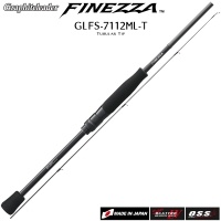 Graphiteleader Finezza GLFS-7112ML-T | Tubular Tip