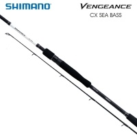 Shimano Vengeance CX Sea Bass 2.40 MH | Спининг въдица