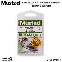 Mustad Power Lock Plus 91768UB18 | Опаковка