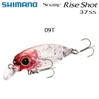 Shimano Soare Rise Shot 37SS | OM-237R | 62327 | Color 09T
