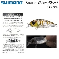 Shimano Soare Rise Shot 37SS | OM-237R | Casting System