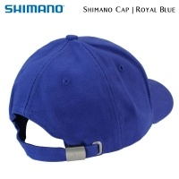 Шапка с козирка Shimano Cap Royal Blue | Shimano Cap Royal Blue | SHRBCAP01