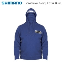 Shimano Tribal Clothing Pack Royal Blue | SHPACKRB01 | Hoody