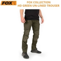 Панталон Fox Collection HD Green Unlined Trouser