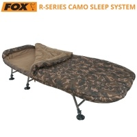 Fox R Series Camo Sleep System | Легло