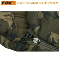 Fox R Series Camo Sleep System | CBC100 | Закопчаване