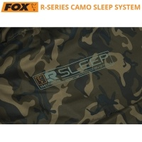 Fox R Series Camo Sleep System | CBC100 | Дсикретно лого