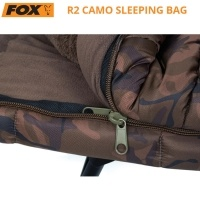 FOX R2 Camo Sleeping Bag | CSB067 | Цип