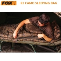 FOX R2 Camo Sleeping Bag | CSB067 | В употреба
