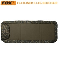 Fox Flatliner 6 Leg Bedchair | CBC094 | Отгоре