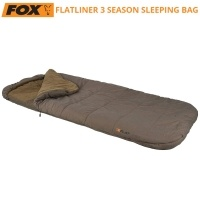 FOX Flatliner 3 Season Sleeping Bag | CSB053 | Спален чувал