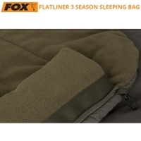 FOX Flatliner 3 Season Sleeping Bag | CSB053 | Офсетови шевове