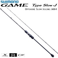 Shimano Game Type Slow Jigging B664