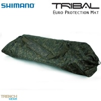Дюшек за шарани Shimano Tribal Trench Gear Euro Protection Mat | SHTTG22 | Чанта с Aero Quiver Advanced Bag Connection система