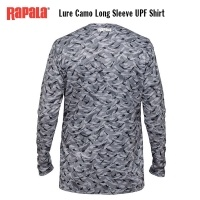 Rapala Lure Camo Long Sleeve UPF Shirt RLCLSS