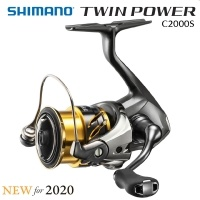 Shimano 20 Twin Power C2000S