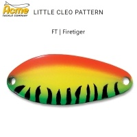 Блесна Little Cleo Pattern | цвят FT | Firetiger