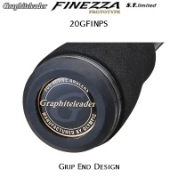 Graphiteleader Finezza Prototype S.T. Limited 20GFINPS | Изтънчен дизайн