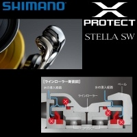 Shimano 20 Stella X-Protect for Line Roller