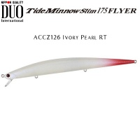 DUO Tide Minnow Slim Flyer 175 | ACCZ126 Ivory Pearl RT
