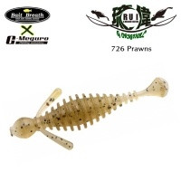 Силиконова примамка Bait Breath U30 RUI 726 Prawns