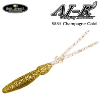 Силиконова примамка скариди Bait Breath AJ-R S855 Champagne Gold