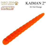 Силикон Fabio Zeni Kaiman 05 Hot Orange
