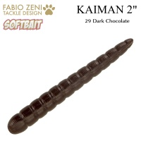 Силикон Fabio Zeni Kaiman 29 Dark Chocolate