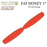 Силикон Fabio Zeni Fat Honey 05 Hot Orange