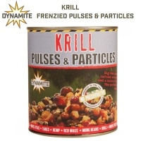 Dynamite Baits Frenzied Krill Pulses & Particles Can | Микс семена