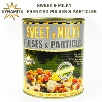 Dynamite Baits Frenzied Sweet & Milky Pulses & Particles Can | Микс семена