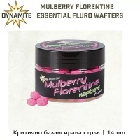 Dynamite Baits Mulberry Florentine Fluro Wafters | Плуващи дъмбели