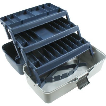 tackle box H-0416 - 3 shelves