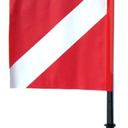 spare flag for buoy